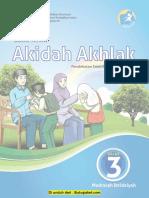 Buku Aqidah Akhlak Kelas 3