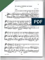 Brahms Es Liebt Lenze Sop