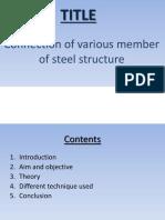 Steel Details