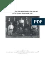 Storer Family History - Waimakiriri