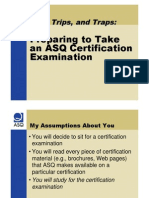 Certification Exam Preparation