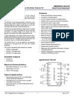 IDT ZMID520x Short Form Datasheet SDS 20170524