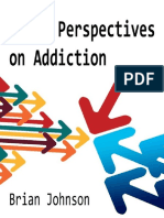 Three Perspectives on Addiction
