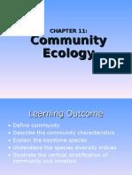 c11 community ecology