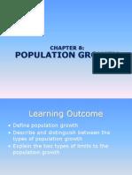 c8 population ecology