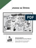 Pag-unawa Sa Stress Final