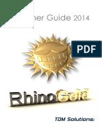 RhinoGold 4.0 - Summer Guide 2014 - PT