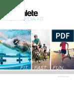 2017 Triathlete MediaKit