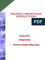 Numero 4 -Minicentrales Electricas