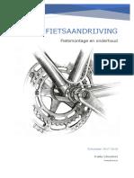 deelopdracht 2 - de fietsaandrijving - herwerkte versie - pdf