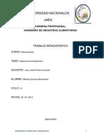 Monografia de Microbiologia