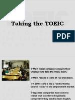 TOEIC Vocabulary Text
