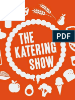 The Katering Show - Kitchen Cabinet