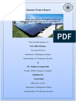 Linkedin Exploring Business Opportunities in Grid Connected Solar Pv Sector in India