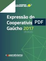 Sescooprs Expressao Cooperativismo Gaucho 2017