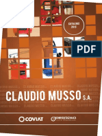 Claudio Musso SA - Catalogo 2015 - Portable