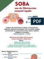 SOBA y Bronquiolitis