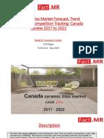 Ceramic Tiles Market Forecast, Trend Analysis &
