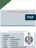 parasitologi respirasi