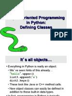 07python Classes
