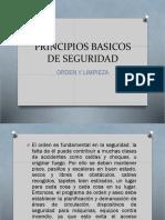Principios Basicos de Seguridad