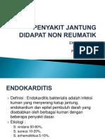 5. Penyakit Jantung Non Rematik