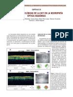Aplicaciones Clínicas de La Oct en La Neuropatía Óptica Isquémica