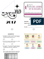 Eval Logro Salida 2017 1º