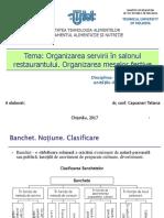 T. 7. Bacnhete Tipuri Clasificare Fourchette