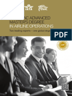 Training Enac Master Airline Ops