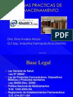 buenaspracticasdealmacenamientocapacitacion-130520195423-phpapp01