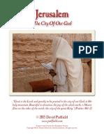 Jerusalem City of God