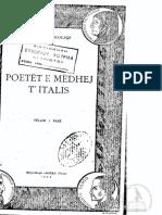 Poetët e mëdhenj t'Italís
