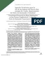 Dialnet-InvestigacionGeotecnicaParaLaEstabilizacionDeLasLa-4868981
