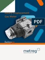 Catalogo medidores Rotativos para Gas Natural