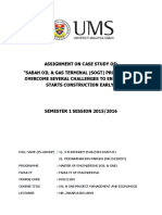 Assignment CaseStudy SOGT CHALLENGES PRD and WBS KOG11203 Project Management