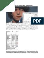 Maradona y Las Falsas Estadísticas2