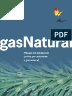 Manual de Producción de Frio Por Absorción a Gas Natural
