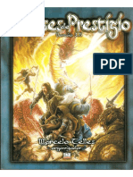 D&D 3E - Classes de Prestígio 3.5