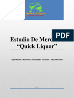 Estudio de Mercado-Quick Liquor