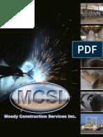 Moody Construction Brochure