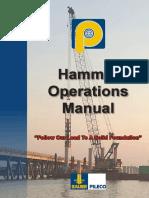 Operations Manual 2012