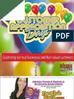 10 Customer Appreciation