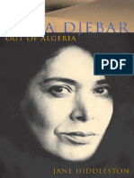 Jane Hiddleston Assia Djebar Out of Algeria Liverpool University Press - Contemporary French & Francophone Cultures.pdf