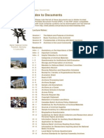 European Bahai Archives Workshop 2001
