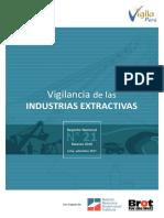 Industrias Extractivas. Reporte Nacional. Grupo Propuesta Ciudadana. Setiembre 2017 (1) (1)