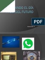 """Imaginando """"El Día a Día Del Futuro"""""""