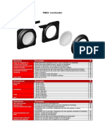 project ix - fmea-tabel lenshouder