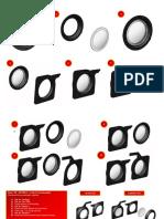 assemblage volgorde - lenshouder