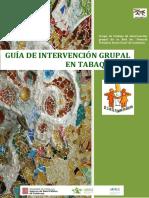 Guia de Intervención Grupal Tabaquismo